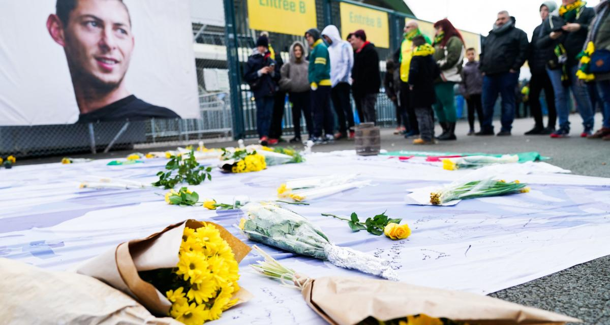 FC Nantes : une bonne nouvelle arrive d'Angleterre dans l'affaire Sala
