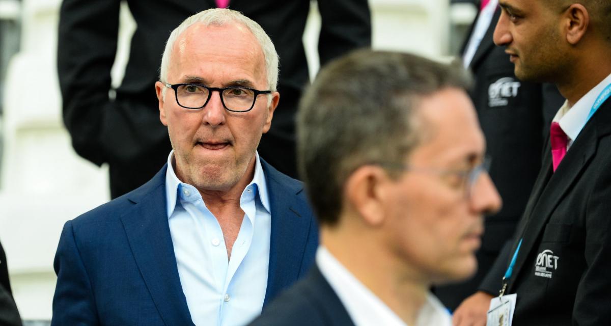 OM: le rachat du club prend un sérieux coup de frein