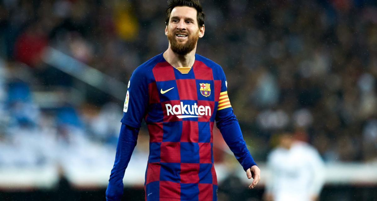 FC Barcelone – Mercato: une carte ultime mise sur la table pour offrir Lautaro à Messi?