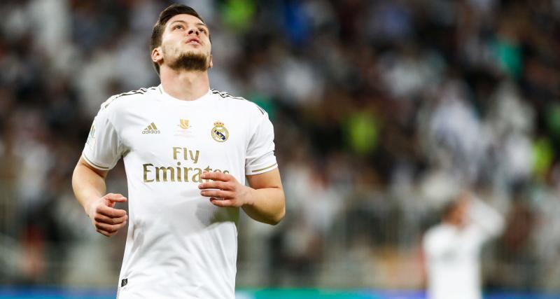 Real Madrid – Mercato: la blessure d'Ibrahimovic (Milan AC) pourrait accélérer le dossier Luka Jovic