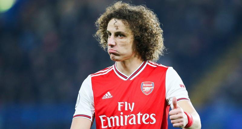 PSG – Mercato: David Luiz (Arsenal) sait où il veut finir sa carrière