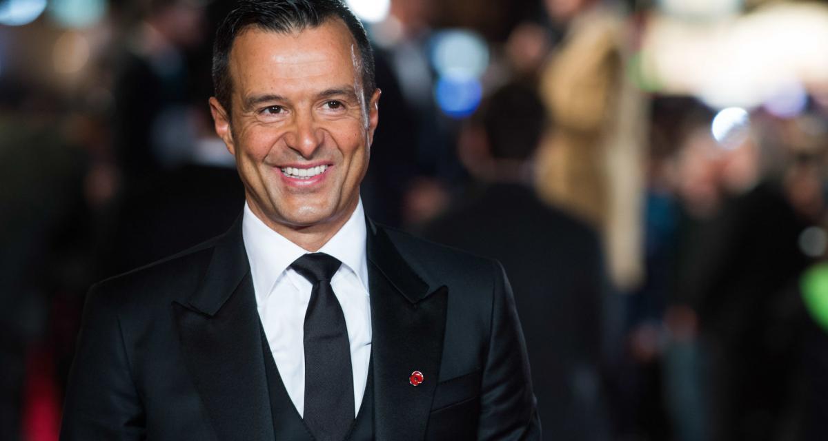 OM : un poulain de Jorge Mendes pour remplacer Villas-Boas ?