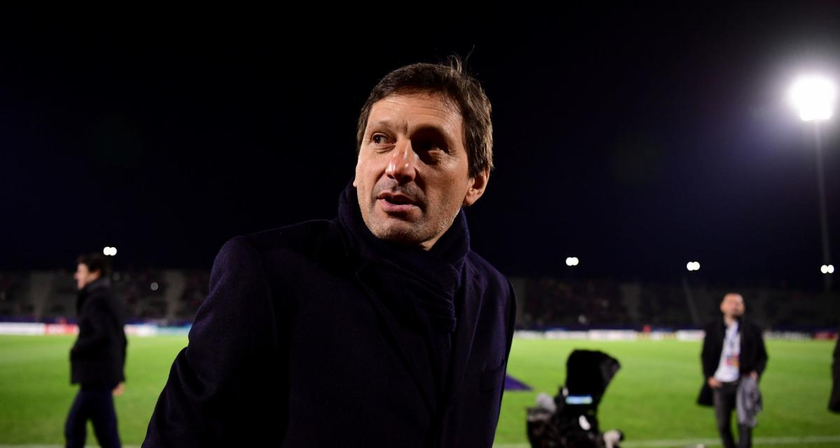 PSG – Mercato: Leonardo prend un coup de pression inattendu