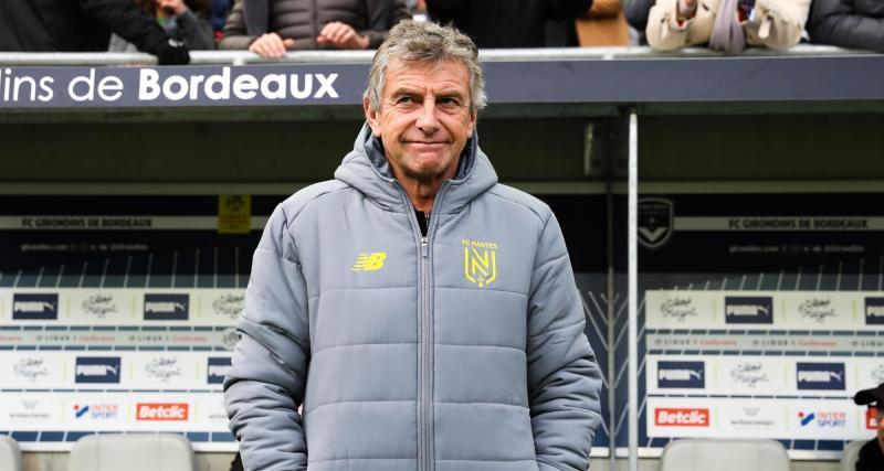 FC Nantes – Mercato: un indésirable de Gourcuff envoyé en L2?