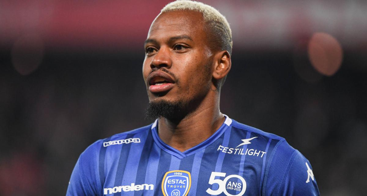 RC Lens – Mercato: Kevin Fortuné cherche un club en France