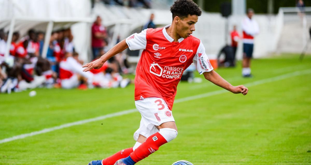 Stade de Reims – Mercato: un jeune joueur va mettre le cap au Nord