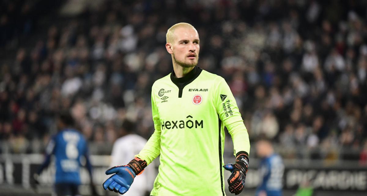 Stade de Reims - Mercato : Rajkovic retenu malgré l'intérêt de l'AC Milan