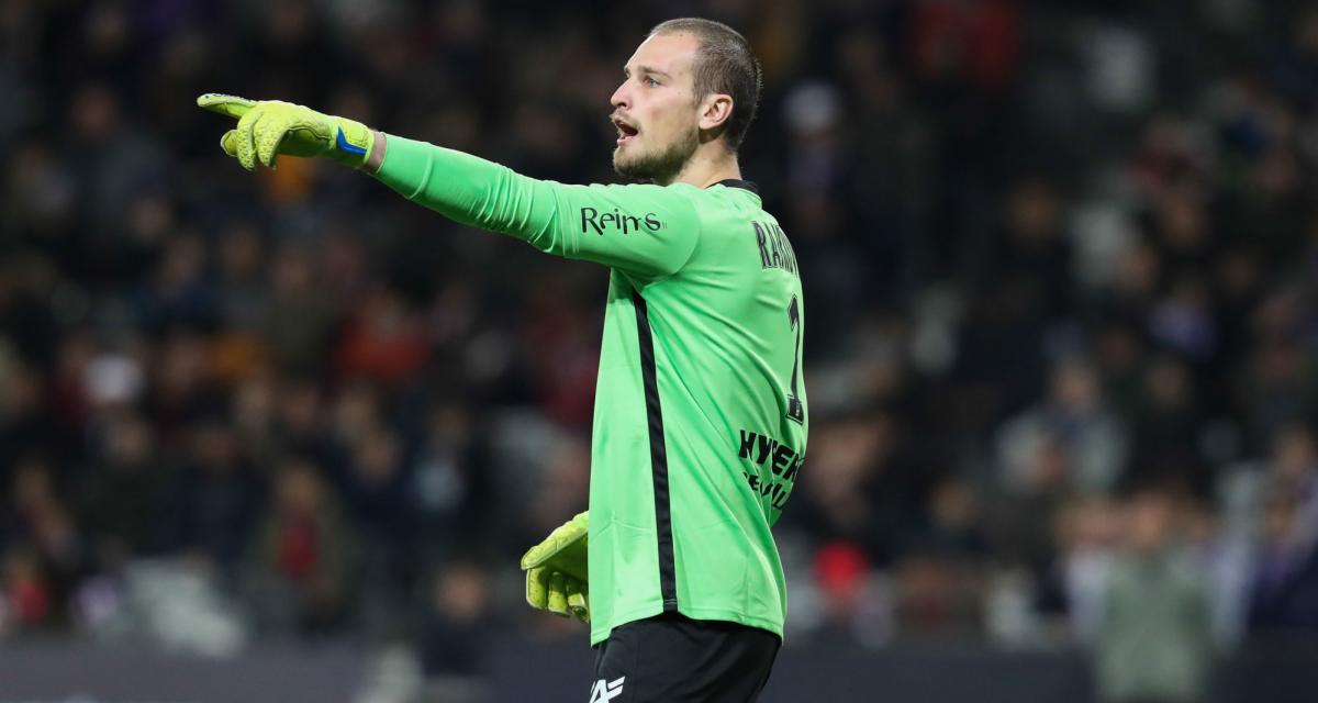 Stade de Reims – Mercato: un géant de Série A arrive sur Predrag Rajkovic