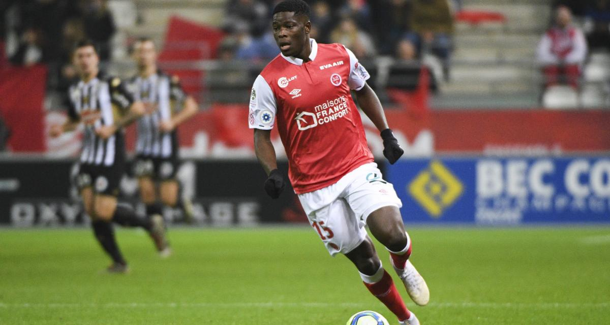 Stade de Reims - Mercato : Munetsi prolongé jusqu'en 2024 (officiel)