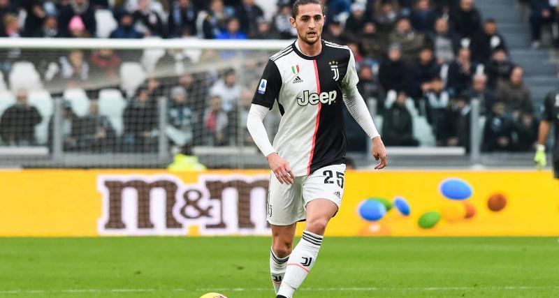 PSG, Juventus – Mercato: Rabiot discute avec deux clubs anglais!