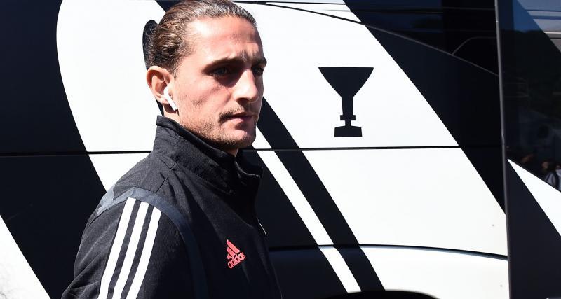 Juventus: Rabiot n'est pas en grève mais joue avec les nerfs turinois!