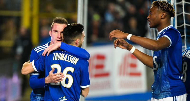 RC Strasbourg – Mercato : le cas Liénard réglé plus simplement que Thomasson ?