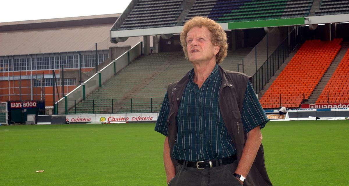 ASSE : Herbin en voulait beaucoup à un ancien président des Verts