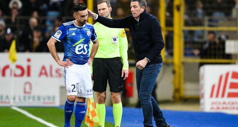 OM, LOSC – Mercato: le RC Strasbourg tente de blinder Thomasson