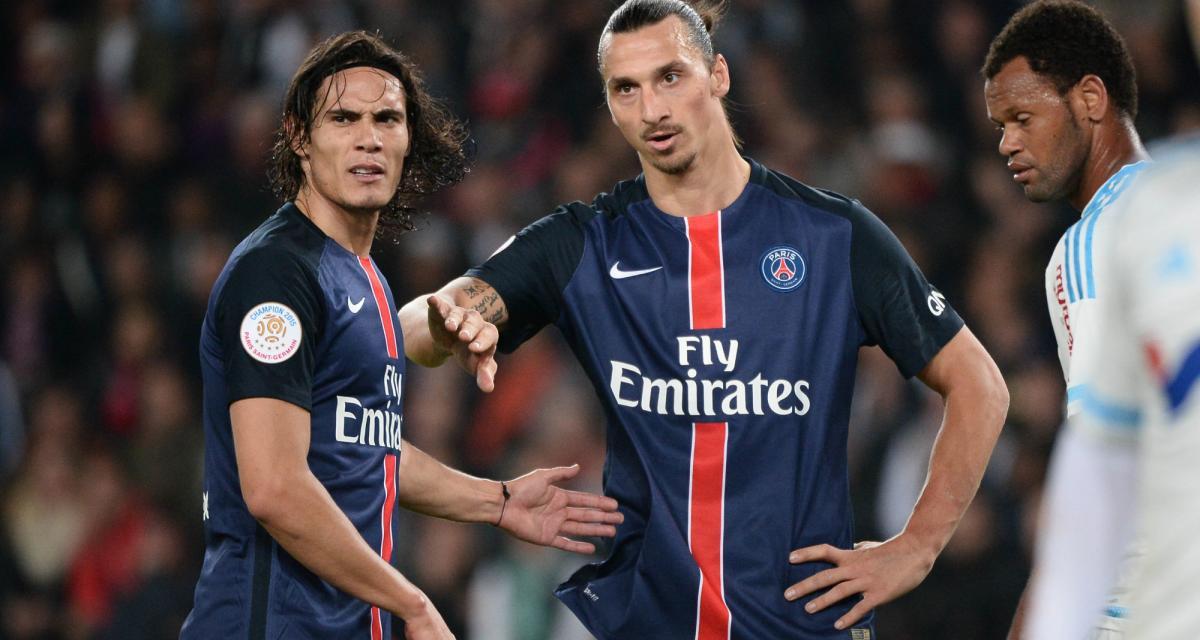 PSG : Zlatan qui déteste Cavani, Meunier qui veut prolonger, Nasri qui a failli signer… les dernières infos