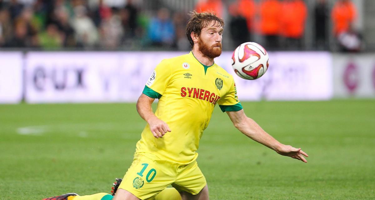 FC Nantes : les doux souvenirs en jaune de Fernando Aristeguieta