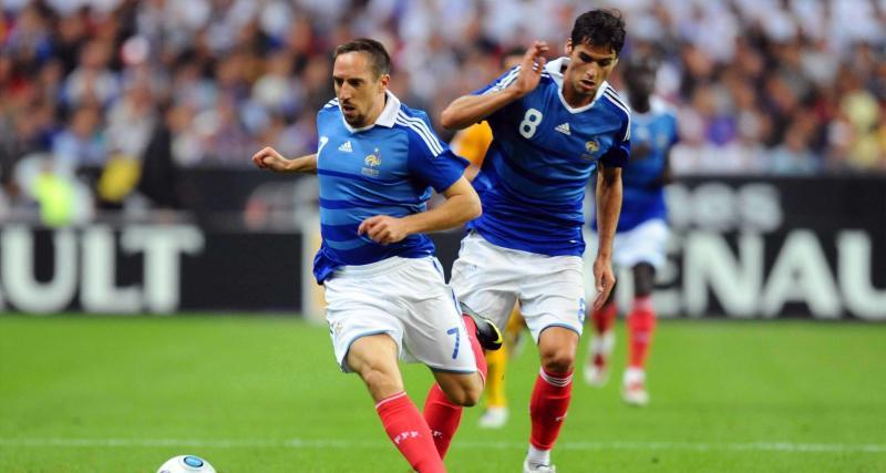 Equipe de France : nouvelle révélation sur l'altercation Gourcuff - Ribéry en 2010