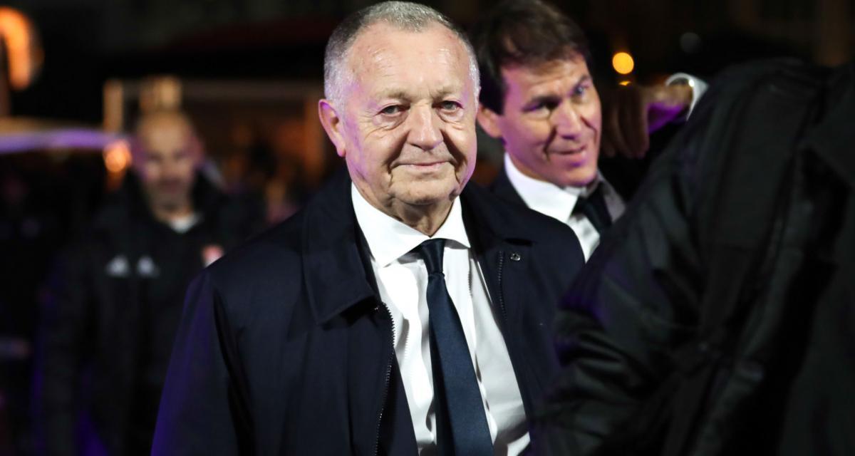 OL: Jean-Michel Aulas conforte Juninho et lâche ses piques à l'OM