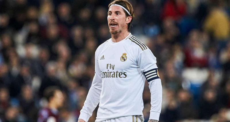 Real Madrid : le cas Sergio Ramos tranché par une légende madrilène