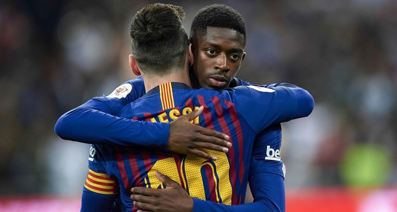 FC Barcelone : Ousmane Dembélé se voit indiquer la porte...