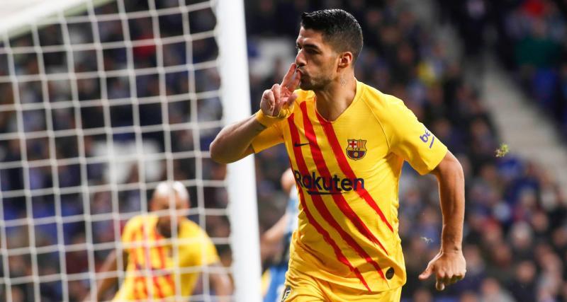 FC Barcelone – Mercato: Luis Suarez tenté par un surprenant défi