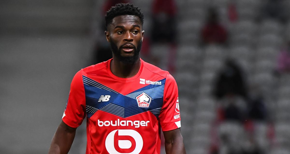 LOSC : le Mercato lillois, son but contre Rennes, ses objectifs... Jonathan Bamba se confie
