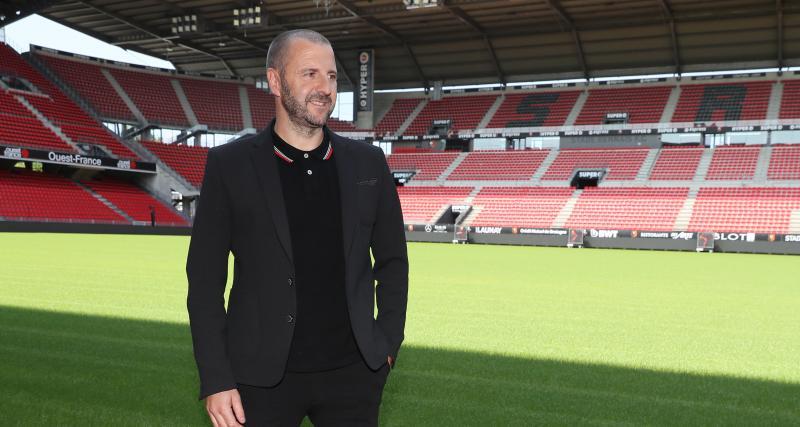 Stade Rennais : son départ de l'OL, sa méthode de travail... Florian Maurice fait le point