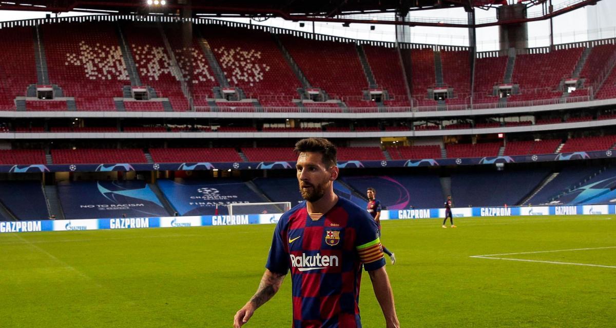 FC Barcelone - Mercato : Manchester City devra débourser un montant astronomique pour s'offrir Messi !