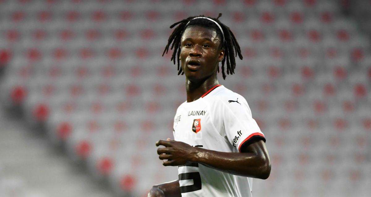Stade Rennais - Mercato : Florian Maurice salue le choix réfléchi de Camavinga