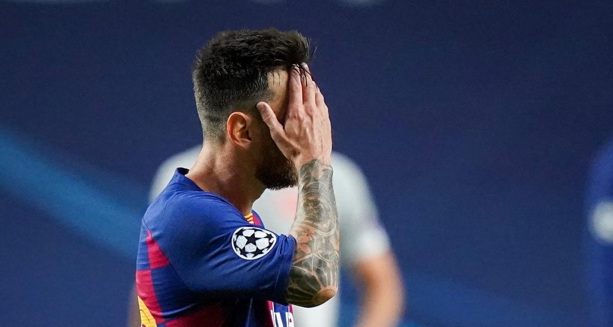 FC Barcelone – Mercato : un gros coup de pression sur Messi, inaccessible pour City ?