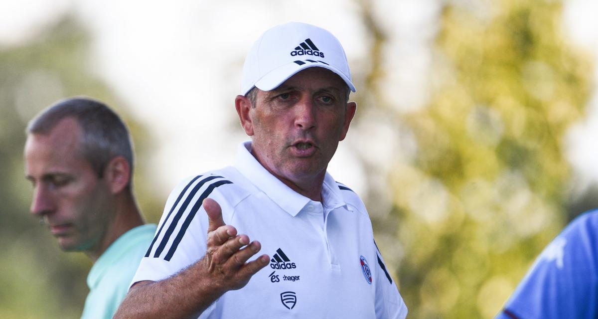 RC Strasbourg – Mercato : Laurey a reçu une réponse rassurante sur les intentions de Djiku