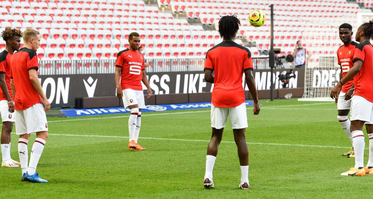 Stade Rennais : le maillot Third dévoilé