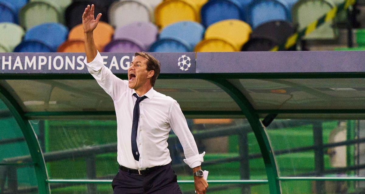OL : la gueulante de Rudi Garcia sur sa gestion des jeunes