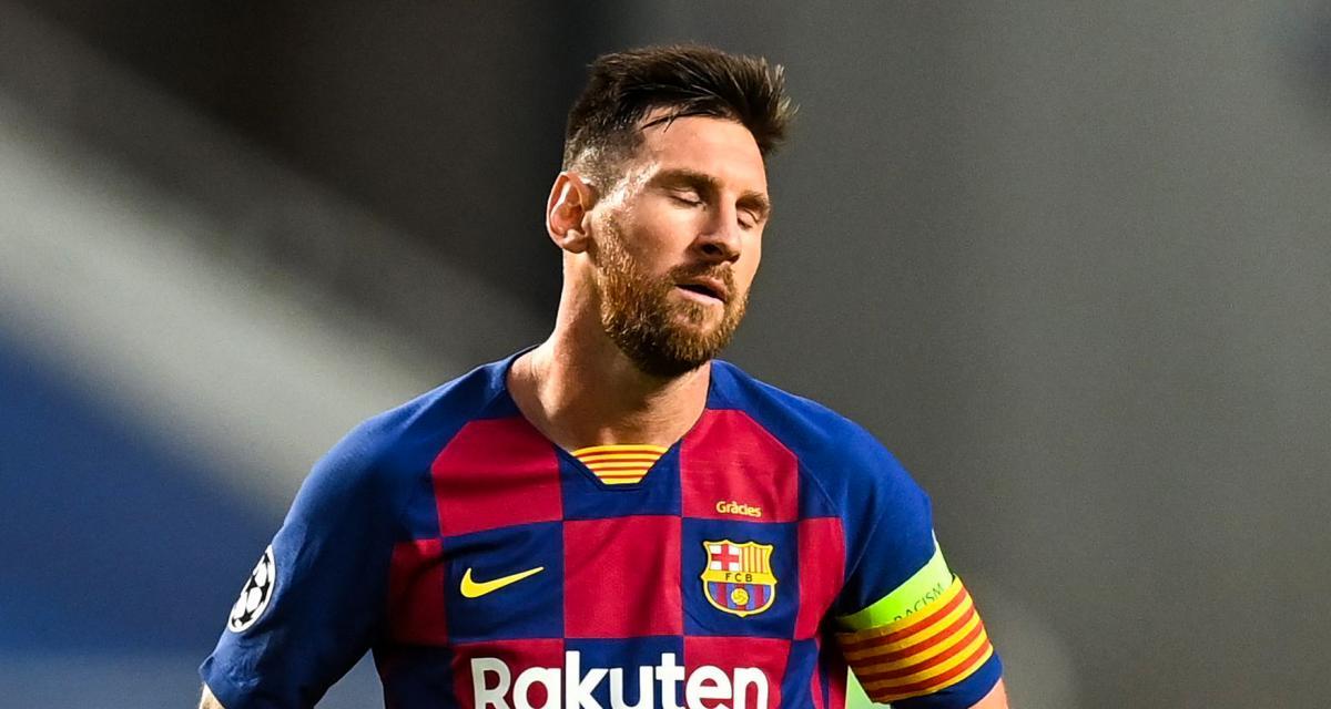 FC Barcelone - Mercato : Messi aurait choisi de repousser le PSG pour City !