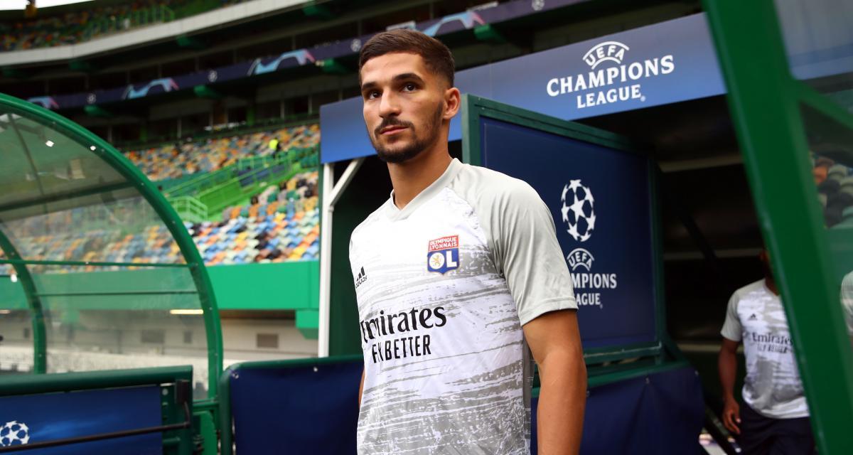 OL : positif au Covid-19, Aouar va manquer Dijon... et les Bleus !
