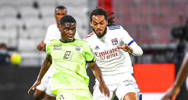 Résultat Ligue 1 : l'OL et Depay n'ont pas fait de cadeau à Dijon (4-1)