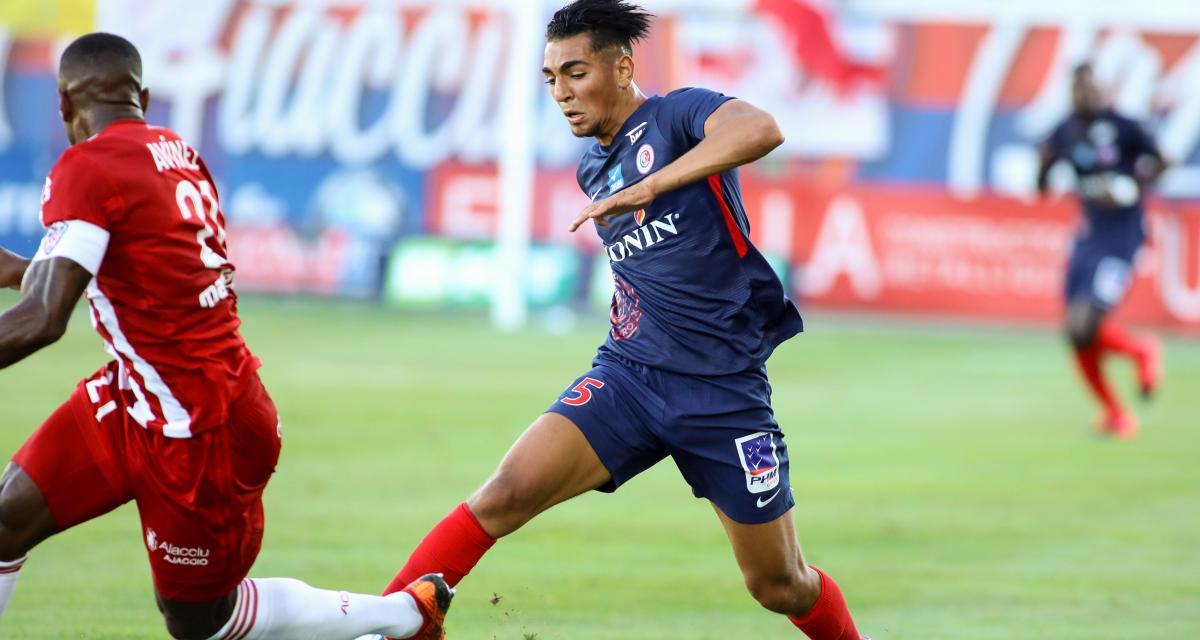 ASSE, RC Lens - Mercato : un attaquant de L2 snobe les Verts et les Sang et Or !