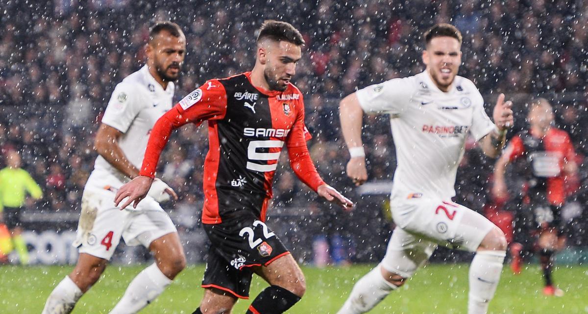 Ligue 1 : Rennes-Montpellier, les compos d'équipe (pas de Niang ni de Guirassy)