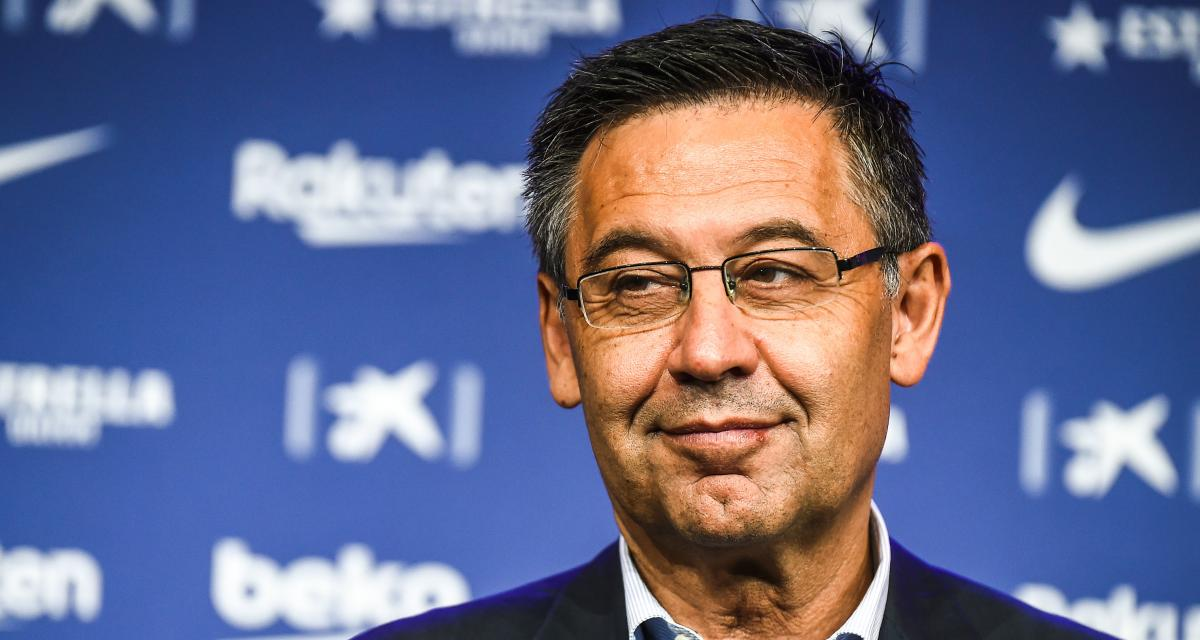 FC Barcelone : Bartomeu intransigeant face au clan Messi