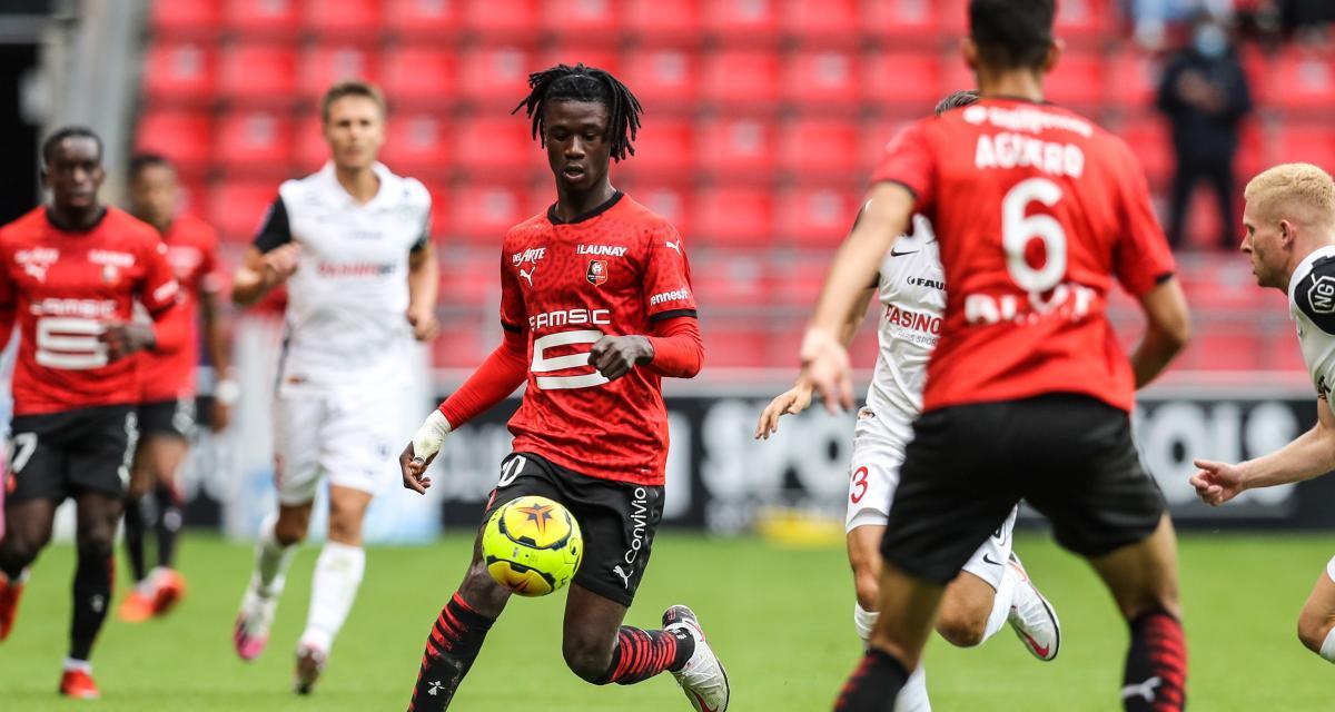 Ligue 1 : Rennes domine Montpellier (2-1)