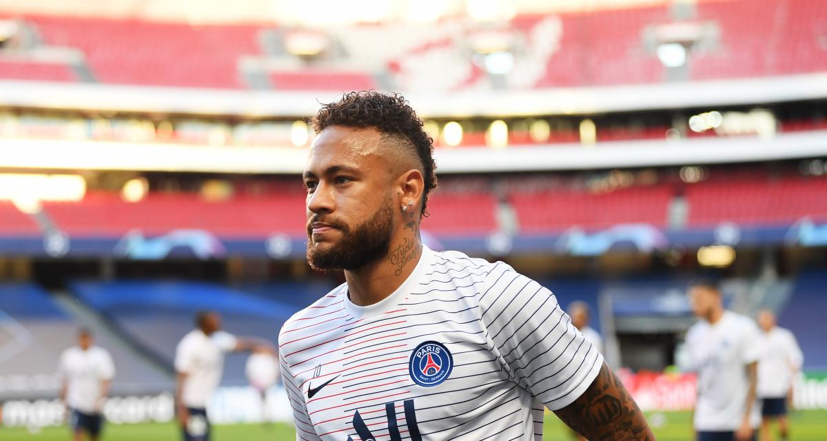 PSG : Neymar va changer d'équipementier !