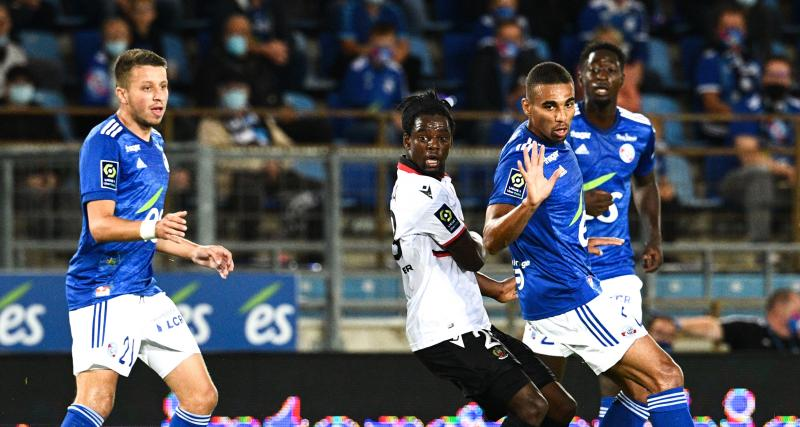 Strasbourg - Nice : Nice dispose de Strasbourg (0-2)