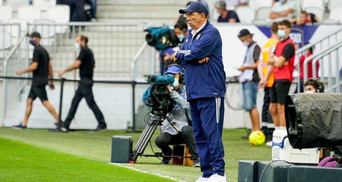 Girondins - Mercato : le tandem Roche - Gasset a pris du retard sur Reims et Strasbourg
