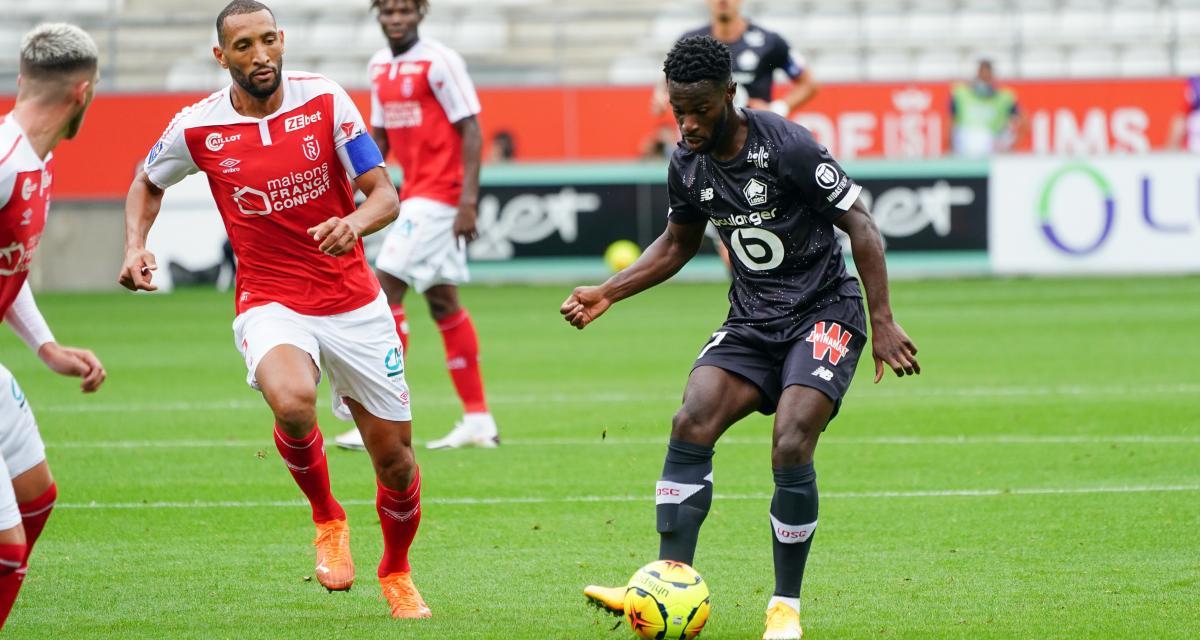 Stade de Reims - LOSC (0-1) : les 5 enseignements de la victoire des Dogues
