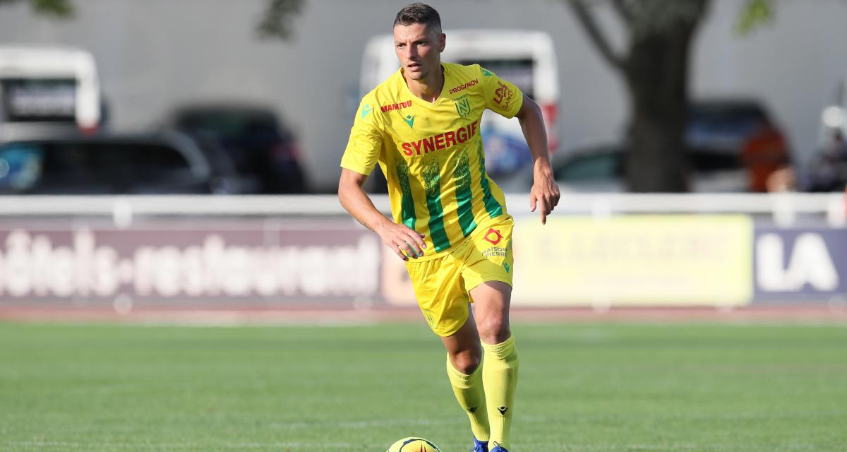 Résultats L1 : l'ASSE, le FC Nantes et les Girondins mènent, tous les scores (mi-temps)