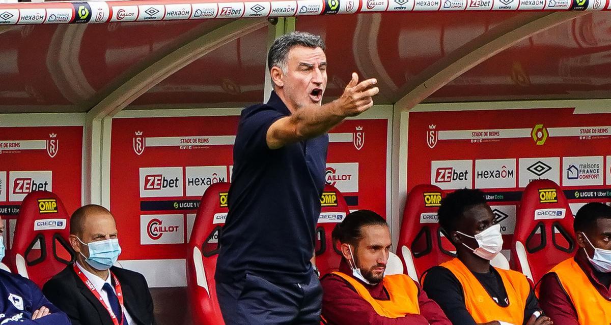 Stade de Reims – LOSC (0-1) : Galtier met en valeur un Dogue qui « force le respect »
