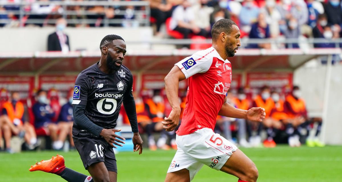Stade de Reims : une première sonnette d'alarme tirée après la défaite face au LOSC (0-1)