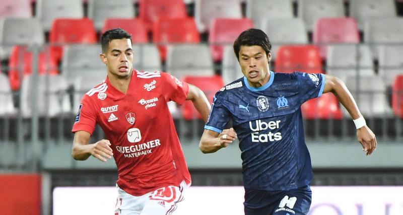 Résultat Ligue 1 : l'OM gagne à Brest et retrouve un grand Thauvin (3-2)