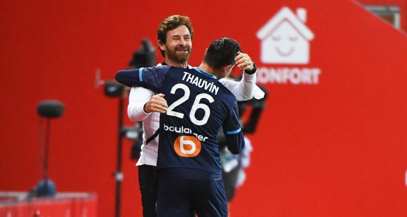 Brest – OM (2-3) : Thauvin, fier de son retour gagnant, se met au service de Villas-Boas