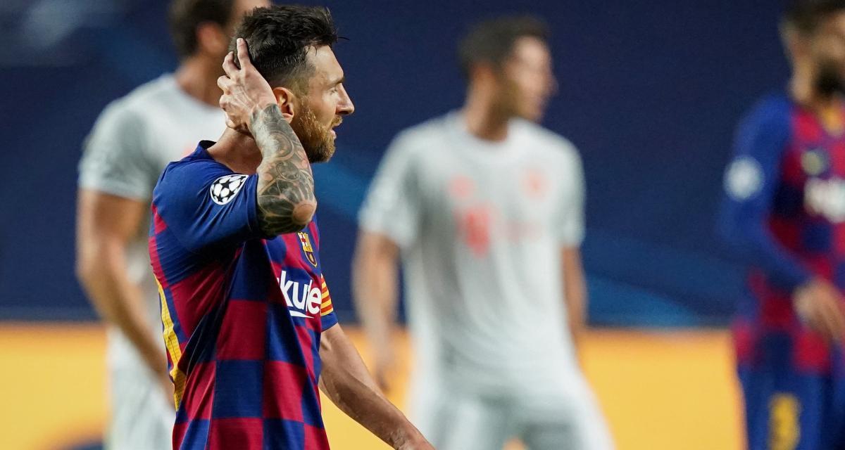 FC Barcelone - Mercato : le club coupe les vivres de Messi !